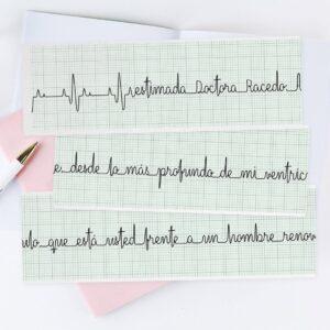 Lettering_Glaciar_Electrocardiograma Type_Caro Marando