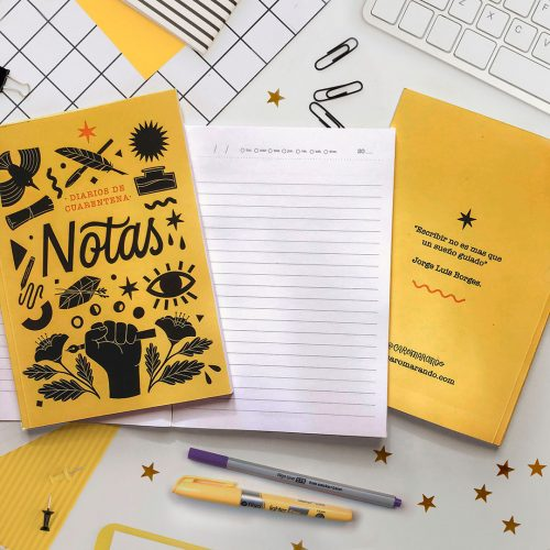 Diarios de Cuarentena - Notas